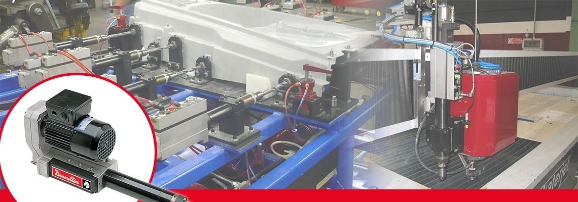 Conheça a linha completa de AFDE da Desoutter Tools , avanço elétrico com alimentação pneumática para empresas aeroespaciais e automotivas. Peça uma cotação ou uma demonstração!